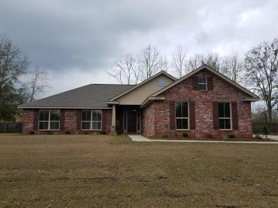 Gulfport Single Family Home For Sale: Lot 3 Brookfield