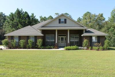 Gulfport Single Family Home For Sale: Lot 8 Brookfield Dr