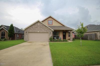 Gulfport Single Family Home For Sale: 13079 Oakberry Ln