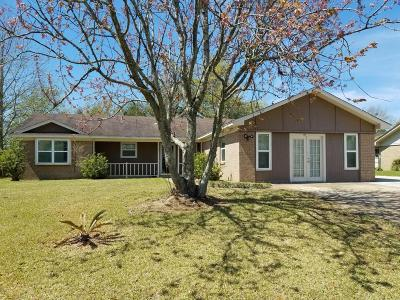 Gulfport Single Family Home For Sale: 903 W Birch Dr