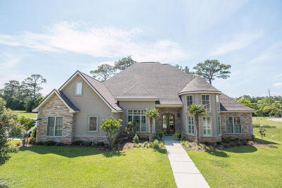 Biloxi Single Family Home For Sale: 361 Goose Pointe Blvd