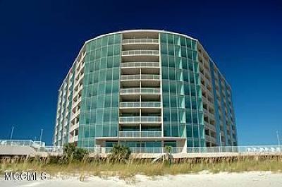 Biloxi Condo/Townhouse For Sale: 1899 Beach Blvd #802