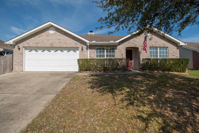 Gulfport Single Family Home For Sale: 11893 Summerhaven Cir