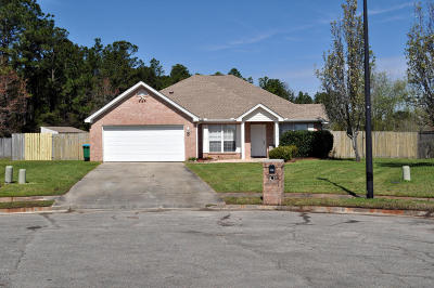 Gulfport Single Family Home For Sale: 14348 Atwood Cv