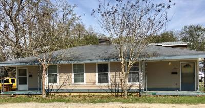 Biloxi Multi Family Home For Sale: 265 Graham Ave