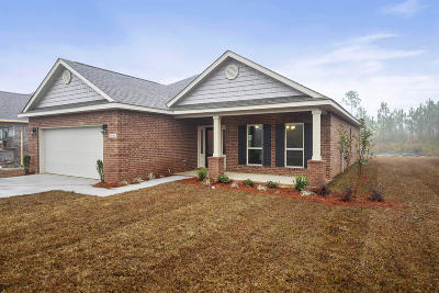 Ocean Springs Single Family Home For Sale: 1204 Barberry Dr