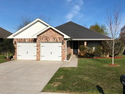 Gulfport Single Family Home For Sale: 13214 Sandy Brook Dr