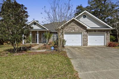 Ocean Springs Single Family Home For Sale: 3426 Dijon Ave