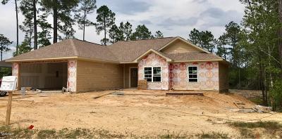Gulfport Single Family Home For Sale: 21660 Sandstone Ln