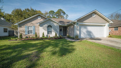 Ocean Springs Single Family Home For Sale: 9024 Oyster Shell Ave