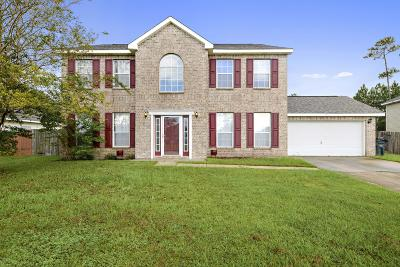 Ocean Springs Single Family Home For Sale: 7 Pine Lake Ct