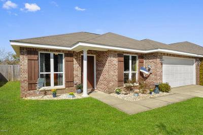 Gulfport Single Family Home For Sale: 13719 Fox Hill Dr