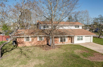 Biloxi Single Family Home For Sale: 890 Rustwood Dr