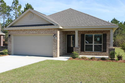 Ocean Springs Single Family Home For Sale: 6816 Sweetclover