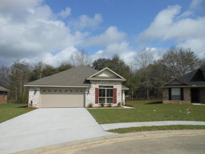 Gulfport Single Family Home For Sale: 14065 Fox Hill Dr