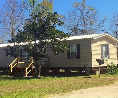 Bay St. Louis Single Family Home For Sale: 5725 Lower Bay Rd