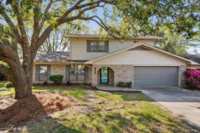 Ocean Springs Single Family Home For Sale: 2714 English Dr