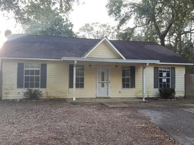 Ocean Springs Single Family Home For Sale: 1217 Margaret St