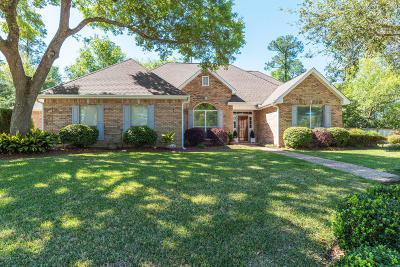 Gulfport Single Family Home For Sale: 9430 Oak Pointe Dr