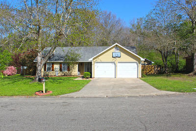 Gulfport Single Family Home For Sale: 13040 Depew Rd