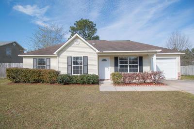 Gulfport Single Family Home For Sale: 11373 Fairfield Ln
