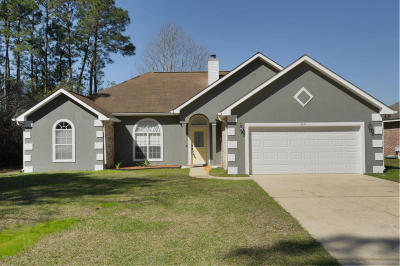 Ocean Springs Single Family Home For Sale: 3221 N 7th St