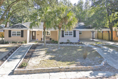 Gulfport Single Family Home For Sale: 2518 Kelly Ave