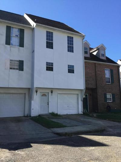 Gulfport Condo/Townhouse For Sale: 432 San Souci Dr