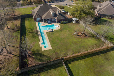 Ocean Springs Single Family Home For Sale: 6307 Mossy Oak Dr