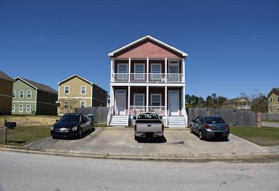 Ocean Springs Multi Family Home For Sale: 2525 Esplanade St #A & B