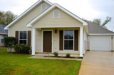 Gulfport Single Family Home For Sale: 13727 Churchwood Dr