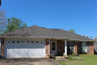 Biloxi Single Family Home For Sale: 6809 N Rue Mornay