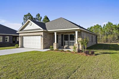 Ocean Springs Single Family Home For Sale: 6822 Sweetclover Dr