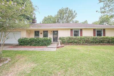 Gulfport Single Family Home For Sale: 15293 Northwood Hills Dr