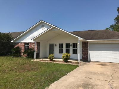 Ocean Springs Single Family Home For Sale: 3301 N 10th St