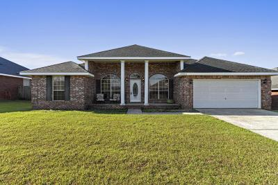 Biloxi Single Family Home For Sale: 14980 E Shadow Creek Dr