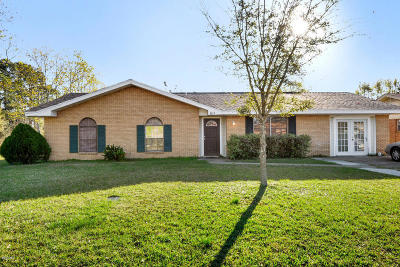 Gulfport Single Family Home For Sale: 611 Franklin Ave