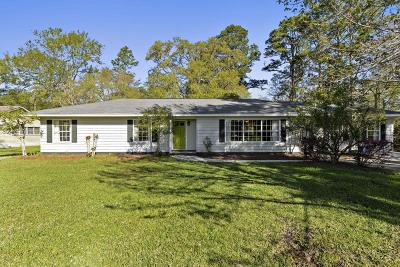 Gulfport Single Family Home For Sale: 30 53rd St