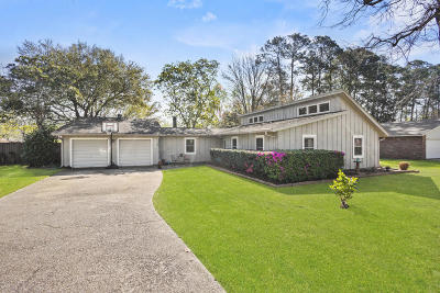 Ocean Springs Single Family Home For Sale: 3404 Queen Elizabeth Dr