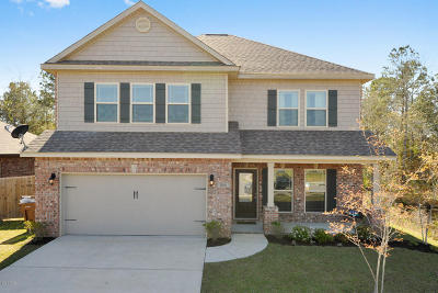 Harrison County Single Family Home For Sale: 3801 River Trace Dr