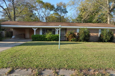 Gulfport Single Family Home For Sale: 106 David St