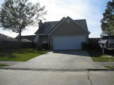 Gulfport Single Family Home For Sale: 11365 Fairfield Ln