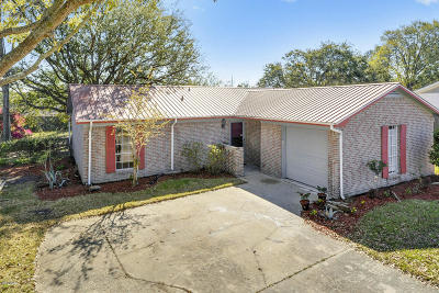 Ocean Springs Single Family Home For Sale: 1210 King Henry Dr