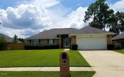 Ocean Springs Single Family Home For Sale: 3410 Hermitage Ct