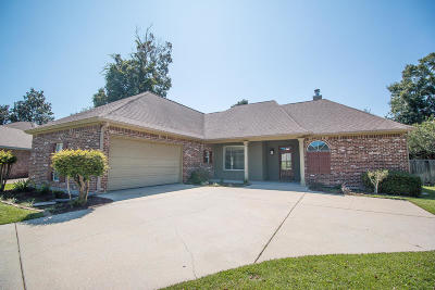 Biloxi Single Family Home For Sale: 739 Buddleia Cv