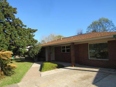 Gulfport Single Family Home For Sale: 121 Woodglen Dr