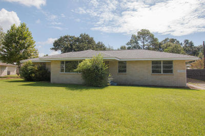 Long Beach Single Family Home For Sale: 19060 Pineville Rd