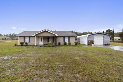 Gulfport Single Family Home For Sale: 11534 Landon Lake Blvd
