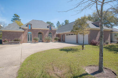 Pass Christian Single Family Home For Sale: 7452 Live Oak Way