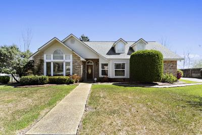 Gulfport Single Family Home For Sale: 12386 Windance Dr